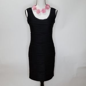 Philosophy size M bodycon silhouette dress